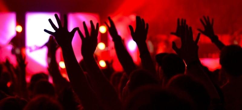 Concert fotografie - muziek