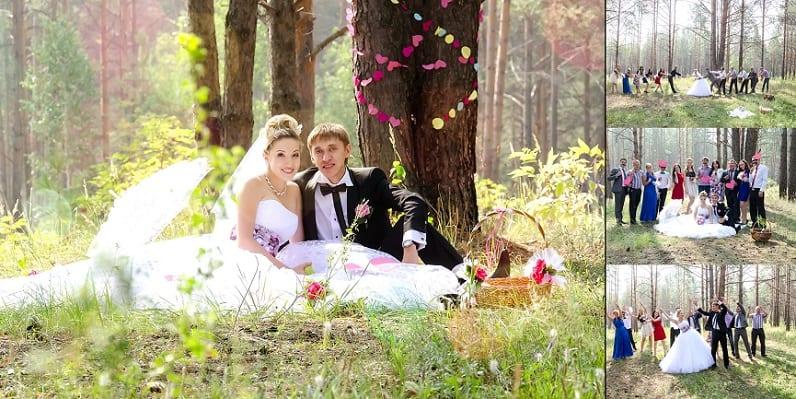 Fotografie stijl, modern of klassiek, bruiloft