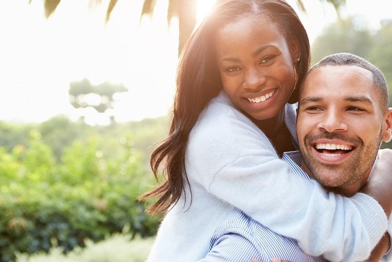 Loveshoot aanstaand bruidspaar
