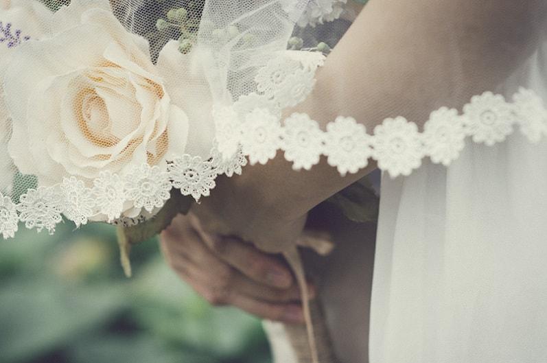 Bruidspaar, ja-woord