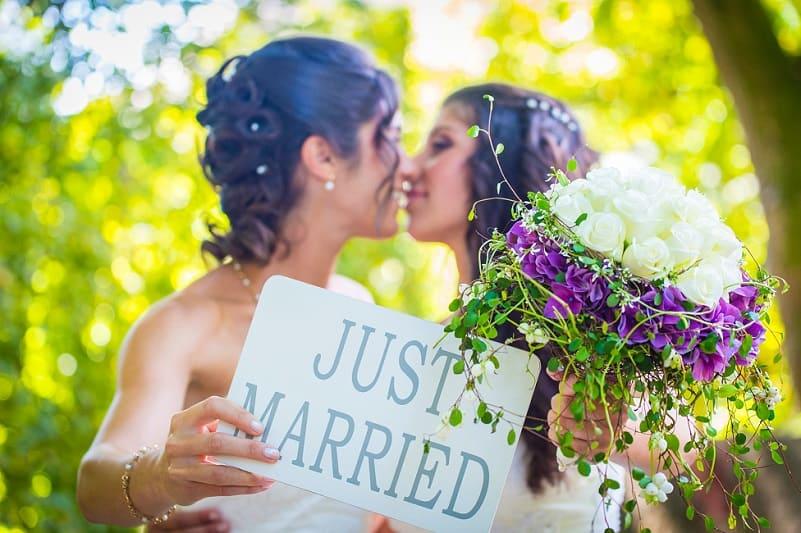 Bruid en buid