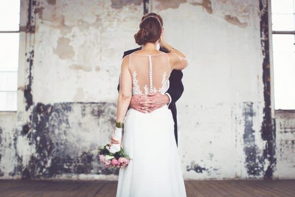 Trouwfotograaf Arnhem, bruidspaar - Masha