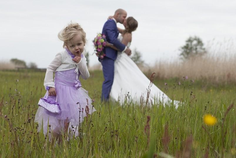Trouwfotograaf Leiden - Stephan Jansen, bruidsmeisje