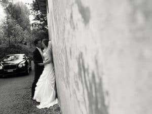 Trouwfotograaf Utrecht, bruidsauto, Mijntje