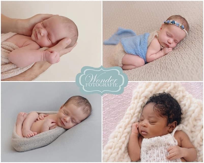 Newbornfotografie Almere Flevoland - Fenna, newborn props en accessoires
