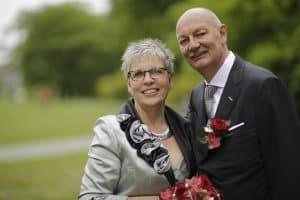 Trouwfotograaf Limburg - Kerkrade, Paul Weijenberg, ouder bruidspaar