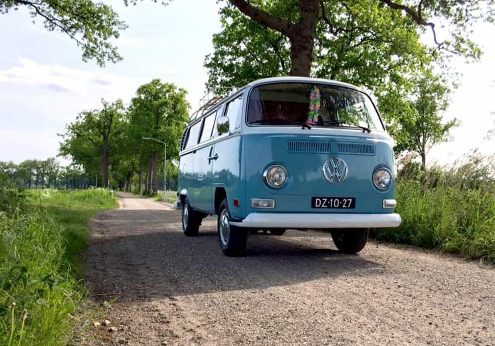Fotobusje VW