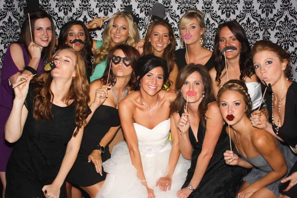 PhotoBooth foto bruiloft huwelijk