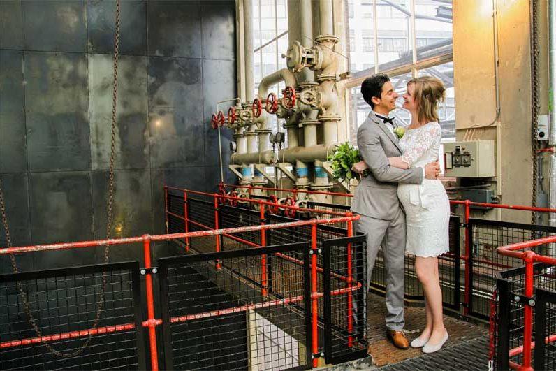 Goedkope trouwfotograaf Den Bosch, Pim