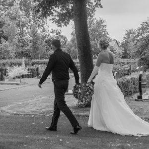 Goedkope trouwreportage Friesland Drachten, Anne