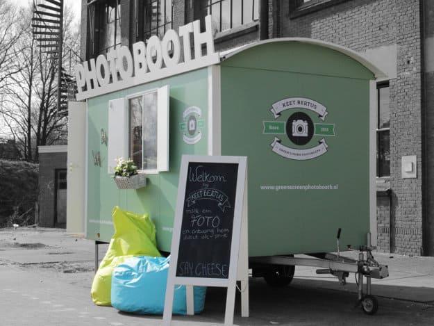 greenscreen huren Enschede