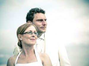 Fotograaf huwelijk Leeuwarden, bruid en bruidegom, Fonger