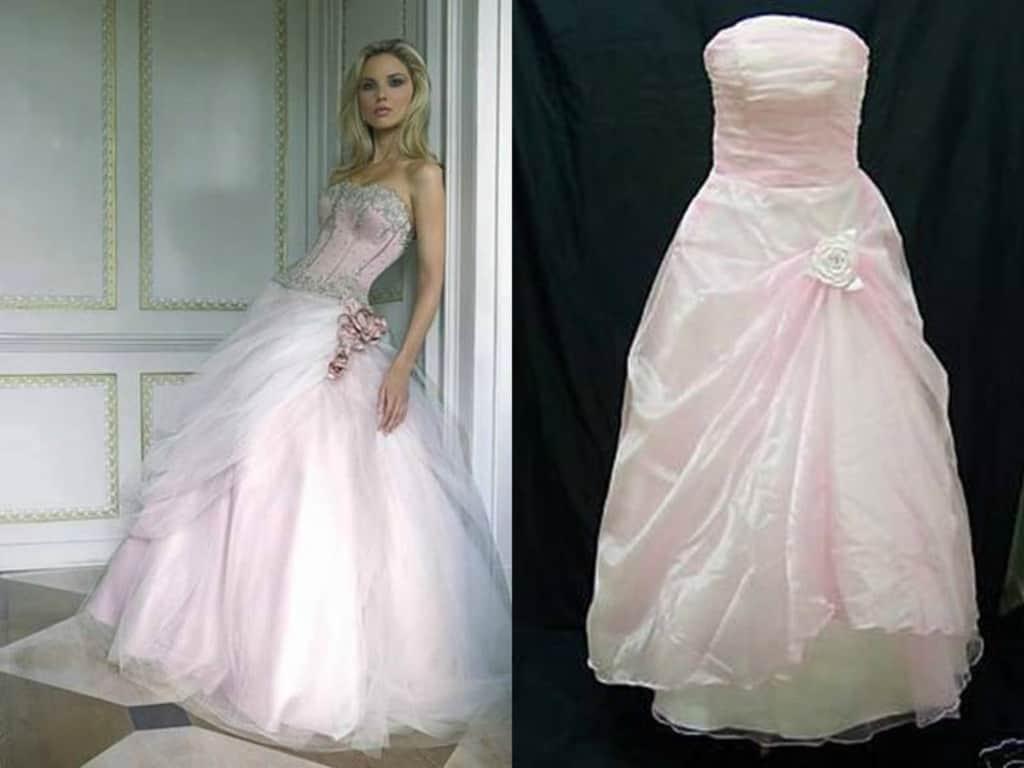 ee23190e47842d Het perspectief van een coupeuse over het vermaken van dit soort jurken  lees je in het volgende artikel onder het kopje  Tips van coupeuses .