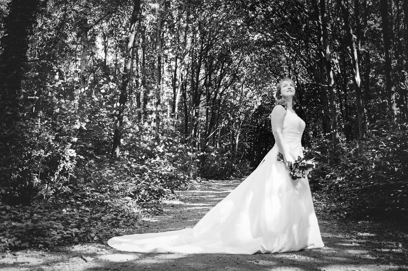 Stomerij trouwjurk den bosch