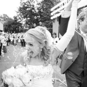 Goedkope trouwfotograaf Friesland, spontaan bruid, Lex