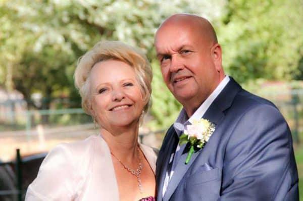 Goedkope trouwfotograaf Den Bosch, ouder bruidspaar, Pim