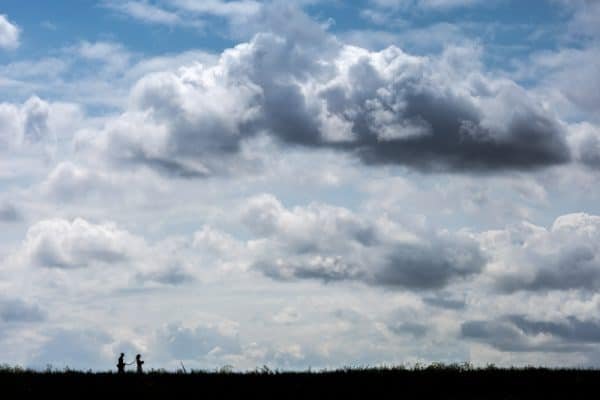 Bruidsfotograaf Culemborg, wolken, Ronald