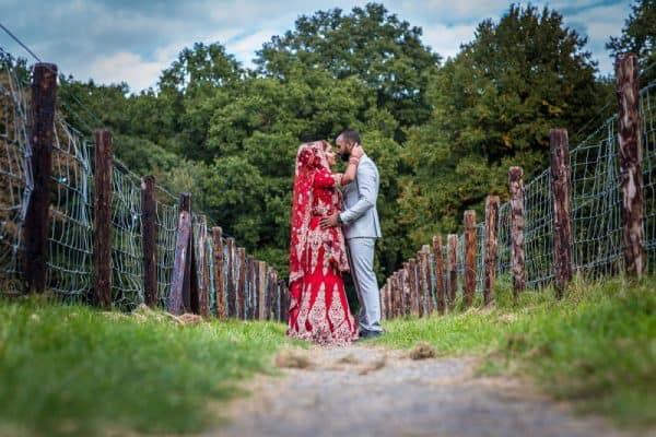 bruidsfotograaf den haag, natuur, Ronald