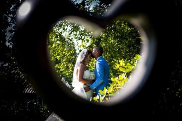 bruidsfotograaf rotterdam, hart, Ronald
