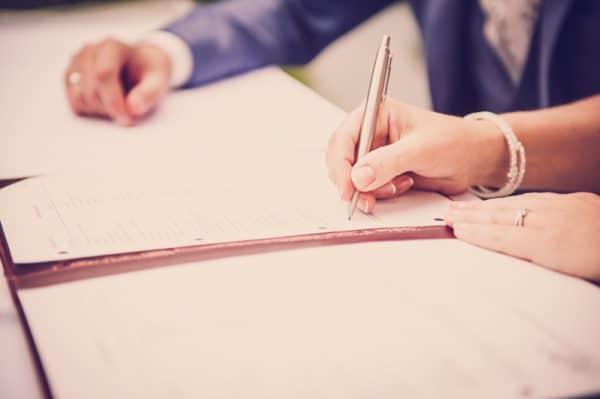 13. Ceremonie huwelijk, Friesland, Dokkum, getuigen, Nickie
