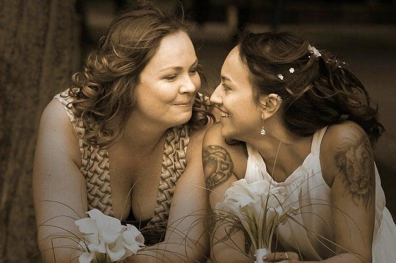 Bruiden, huwelijk Breda, Frans
