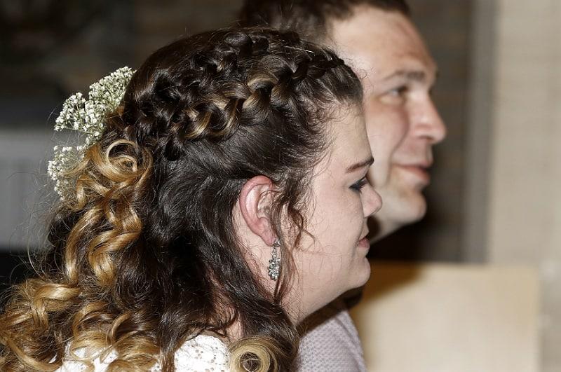 Bruidskapsel, betaalbare fotograaf Breda, Frans