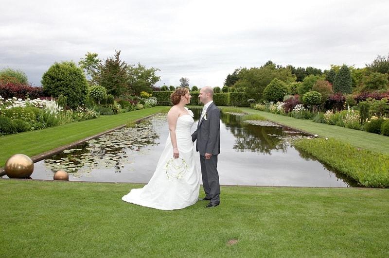 Fotograaf huwelijk Etten-Leur, park, Frans