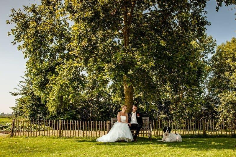 Bruiloft Utrecht, Mijntje
