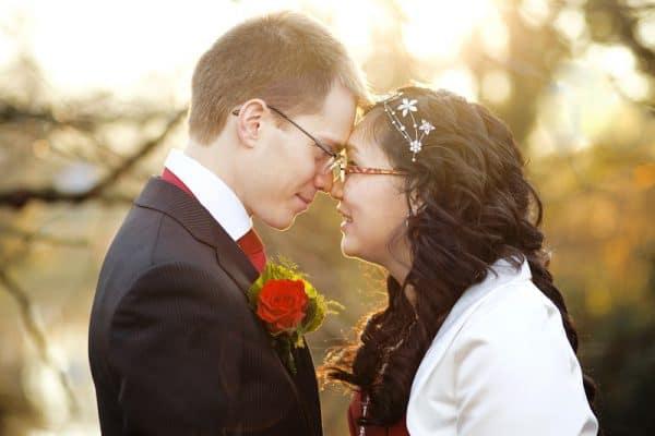 Trouwfotograaf Den Haag, bruidspaar, Irene
