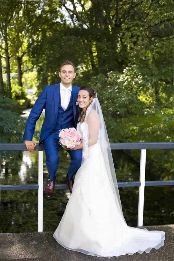 Trouwfotograaf Den Haag, bruidsreportage, Irene