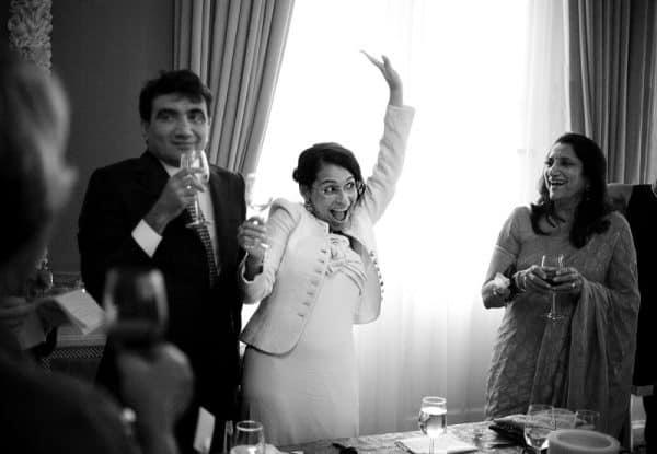 Trouwfotograaf Den Haag, bruiloft, Irene