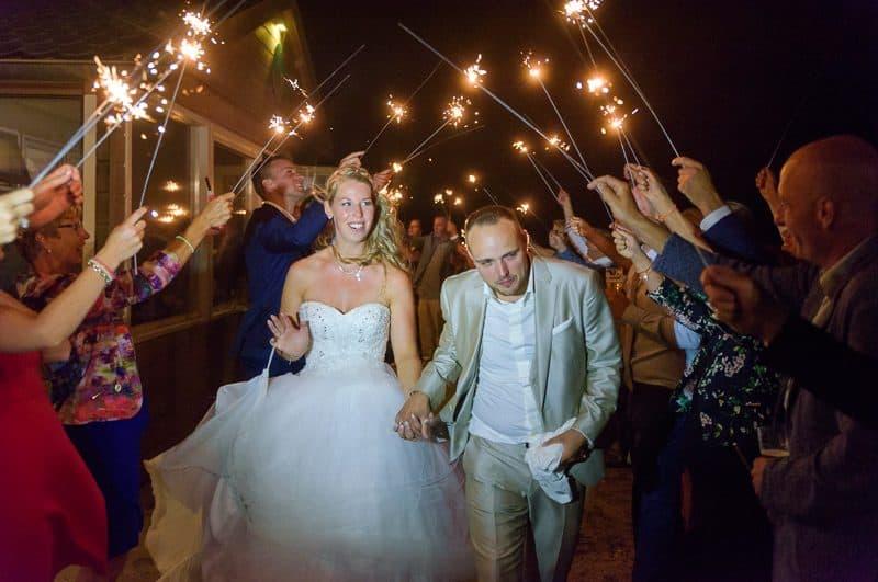 Trouwfotograaf Hoofddorp, bruiloft feest, Peter
