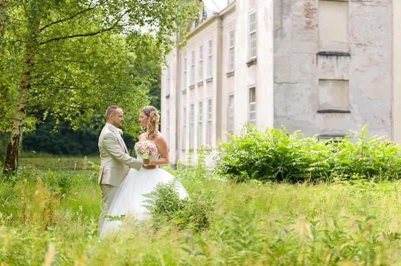 Trouwfotograaf Hoofddorp, bruiloft kasteel, Peter