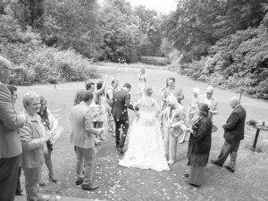 Trouwfotograaf Breda, ceremonie, Michelle