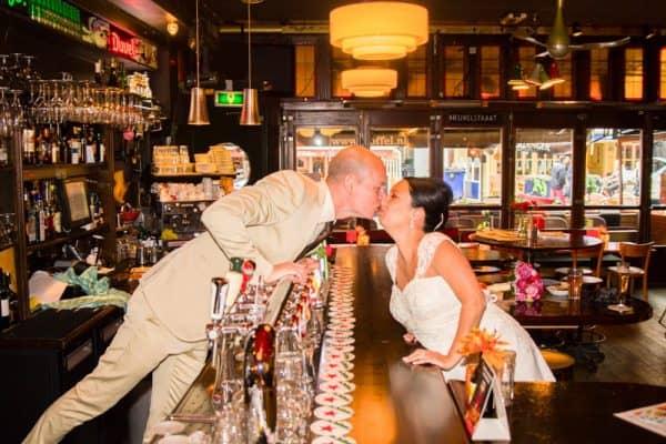 Trouwfotograaf Breda, fotoshoot bruiloft, Michelle