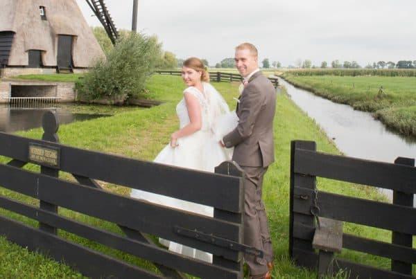 Trouwfotograaf Breda, molen, Michelle