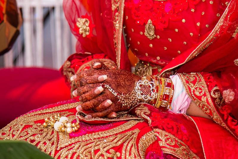 hindoestaanse bruiloft fotograaf